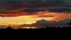 Sunrise over Arran