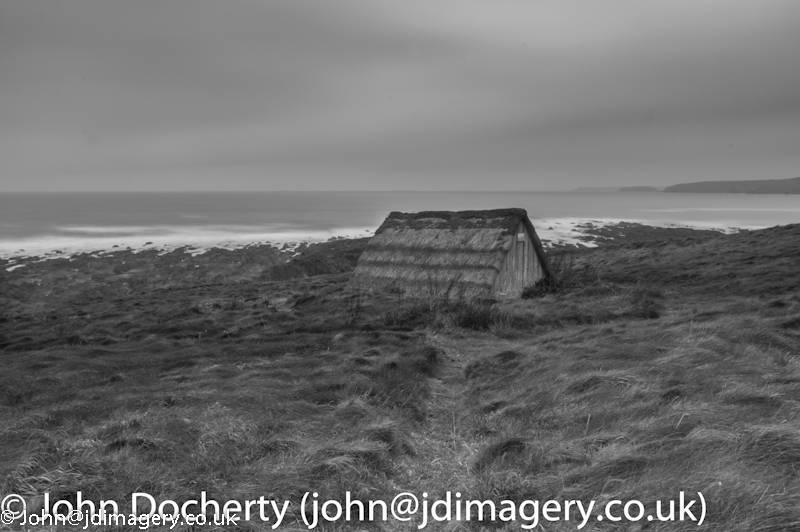 Coastal hut
