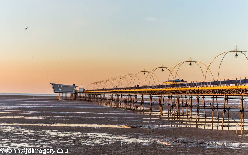 Southport pier