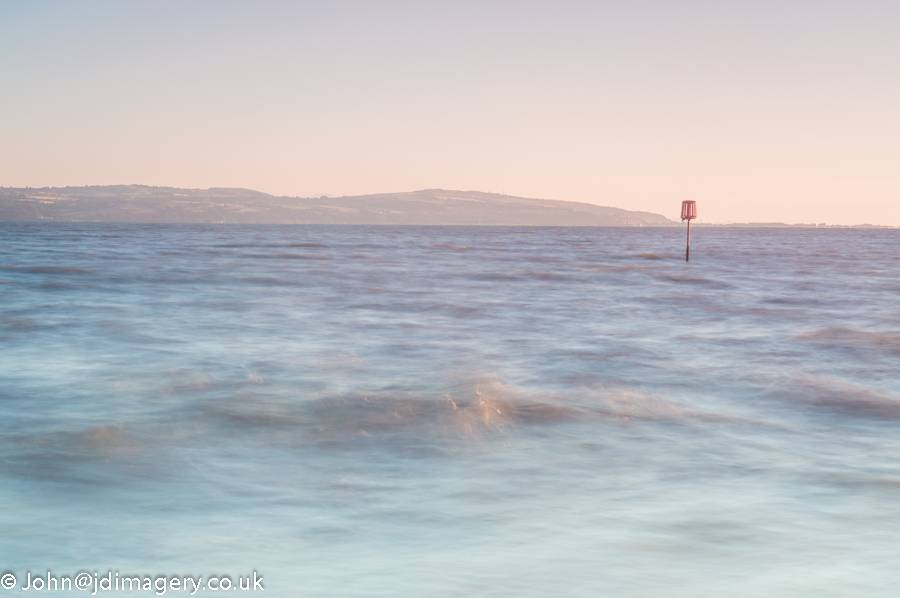 Waves at West Kirby