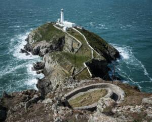 South Stacks Lighthouse