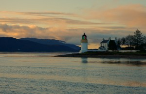Corran Lighthouse-Loch Linnhe-Scotland