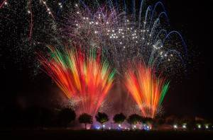 Southport musical fireworks