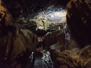 White Scar Caves