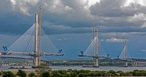 Building the Queensferry Crossing