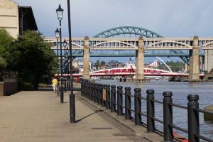 Four of the Tyne Bridges