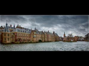 Dutch Parliament buildings