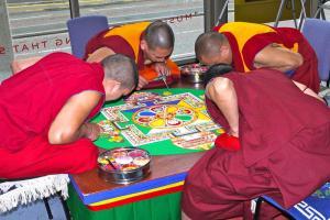 Mandala makers