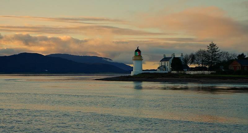 The Corran Lighthouse